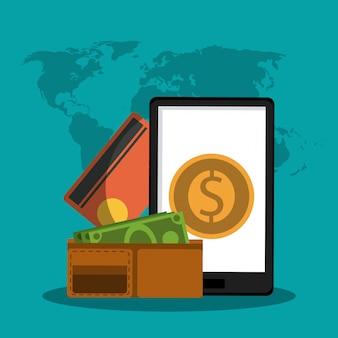 Tecnologia de pagamento on-line
