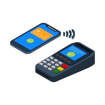 Tecnologia de pagamento sem contato