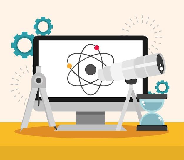 Tecnologia de pesquisa científica