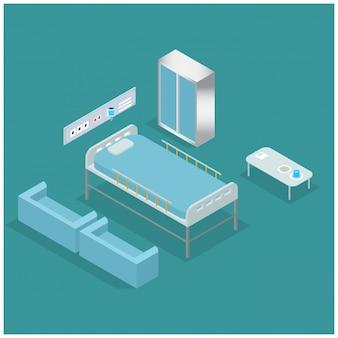 Tecnologia de saúde isométrica