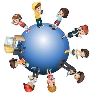 Tecnologia global