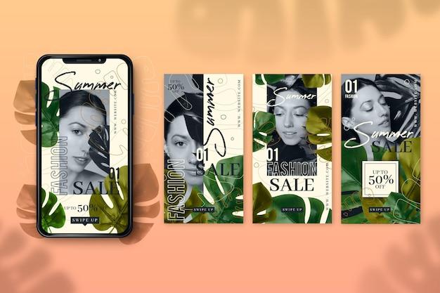 Telas de smartphone de venda de moda