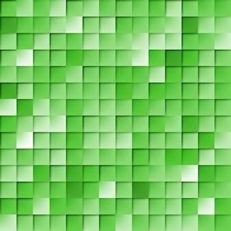Telhas quadradas