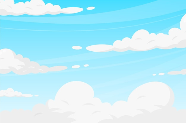 Tema de fundo do céu