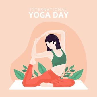 Tema de ilustração do dia internacional