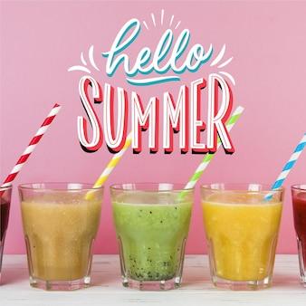 Tema de letras de verão
