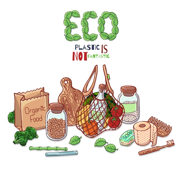 Tema de proteção ambiental