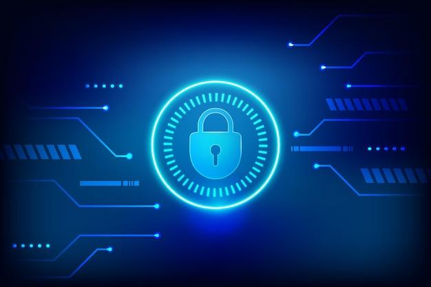 Tema de segurança cibernética