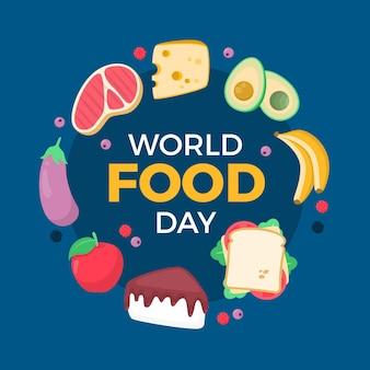Tema do evento do dia mundial da alimentação