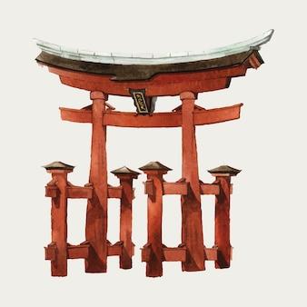 Templo asiático
