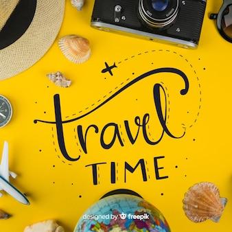 Tempo de viagem