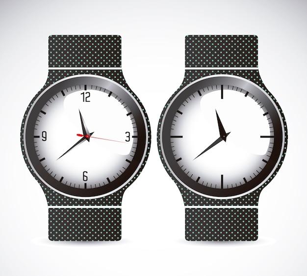 Tempo, ícones