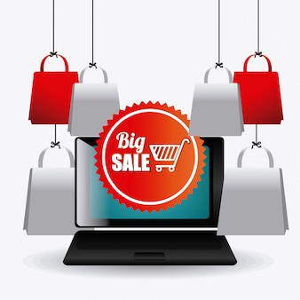 Temporada de compras cyber segunda-feira