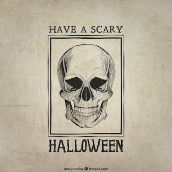 Tenha um dia das bruxas assustador