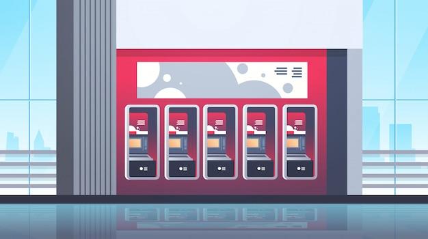 Terminal de pagamento em autoatendimento