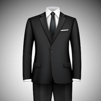 Terno do homem de negócios