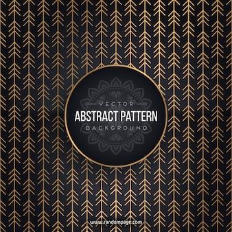 Teste padrão abstrato de luxo