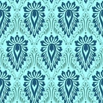 Teste padrão abstrato de turquesa