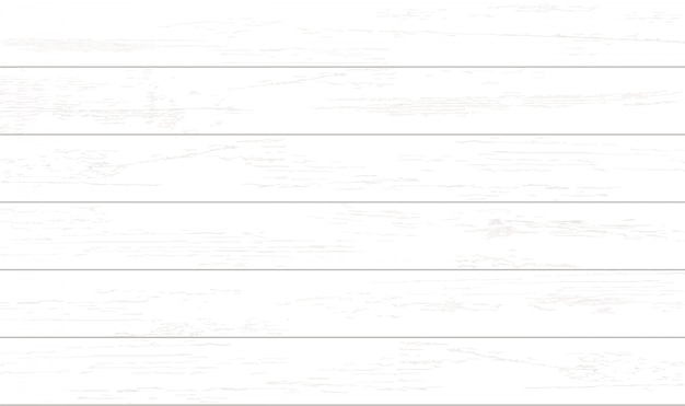 Teste padrão e textura de madeira brancos para o fundo.