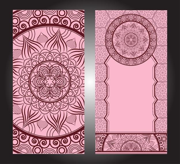 Teste padrão floral indiano do medalhão de paisley.