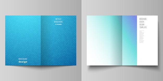 Teste padrão geométrico abstrato com fundo colorido gradiente de negócios