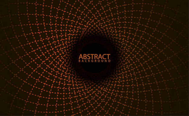 Teste padrão geométrico com efeito brilhante