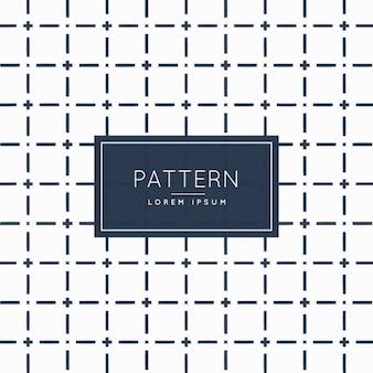 Teste padrão geométrico com grade linhas
