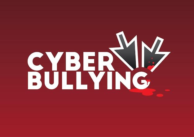 Texto de cyberbullying