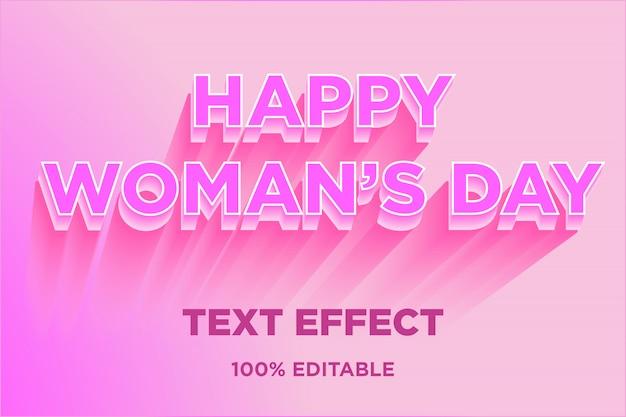 Texto de dia feliz linda mulher