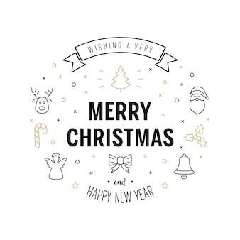 Texto de saudação de feliz natal