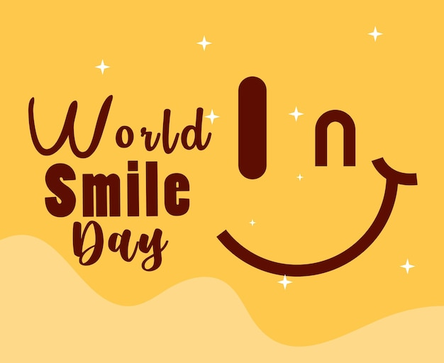 Texto do dia mundial do sorriso