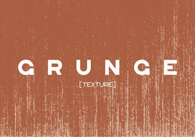 Textura abstrata com efeito grunge. ilustração vetorial