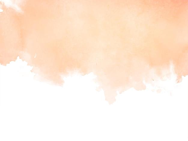 Textura abstrata de aquarela macia