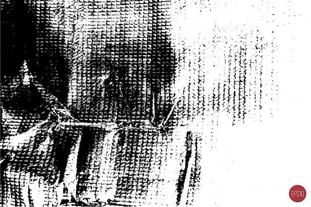 Textura afligida da sobreposição da superfície amassada áspera com espaço da cópia.