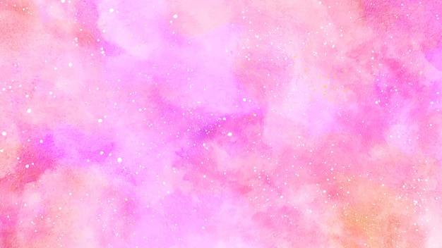 Textura aquarela rosa