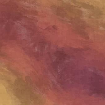 Textura avermelhada aguarela