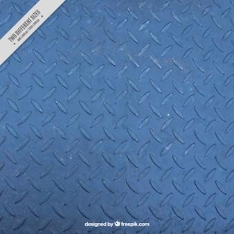 Textura azul com alívio