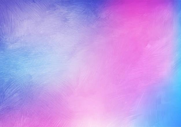 Textura colorida aquarela abstrata