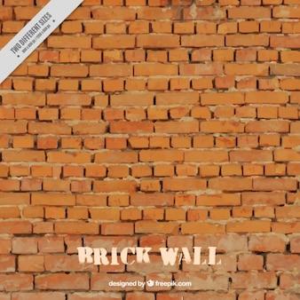 Textura da parede de tijolo com cimento
