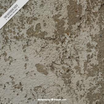Textura da parede descascada