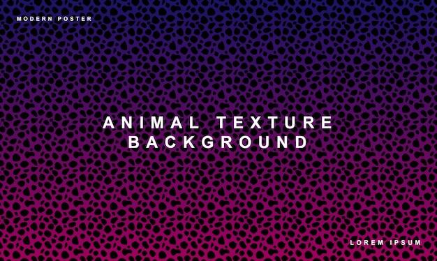 Textura de animal de fundo padrão de pontos