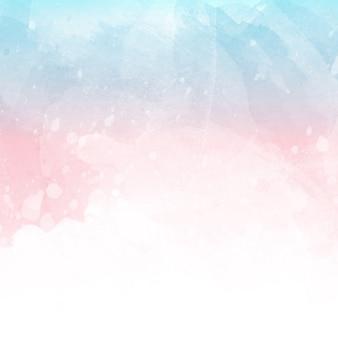Textura de aquarela