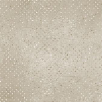 Textura de bolinhas vintage.