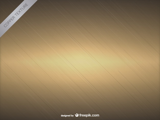 Textura de cobre fundo