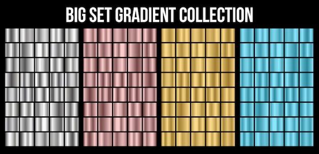 Textura de coleta de gradiente