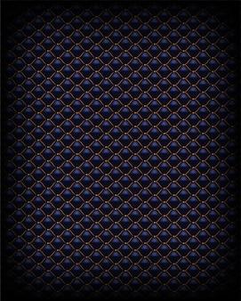 Textura de couro abstrato padrão poligonal roxo escuro de luxo