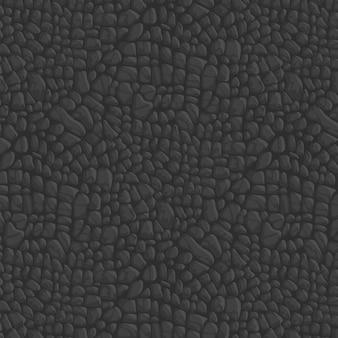 Textura de couro sem costura
