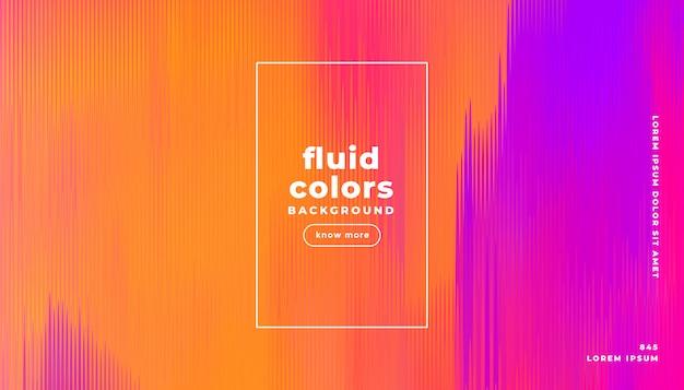 Textura de efeito de falha em cores vibrantes