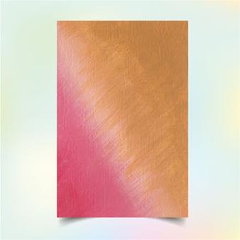 Textura de efeito de pincel