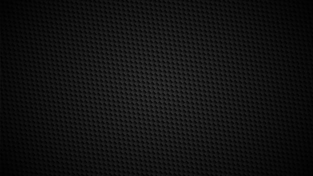 Textura de fibra de carbono escuro